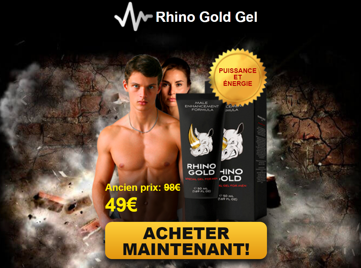 Rhino Gold Gel 1