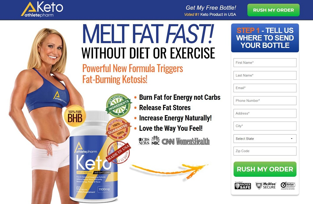 AthletePharm-Keto