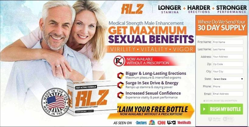 RLZ Male Enhancement 1