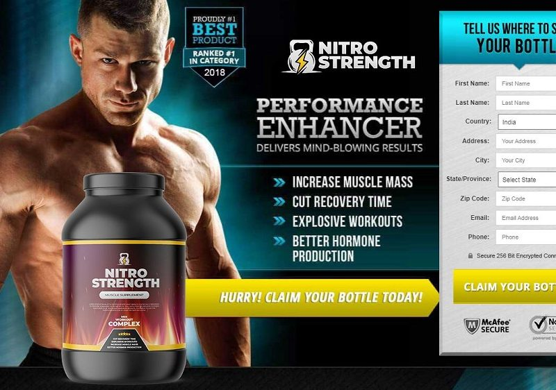 Nitro Strength Muscle 1