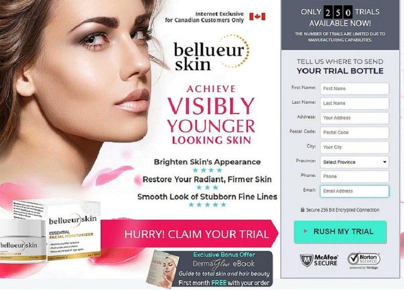 Bellueur Skin 1