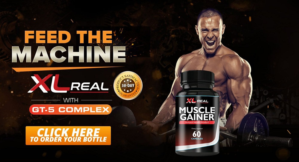 Muscle Gainer 4