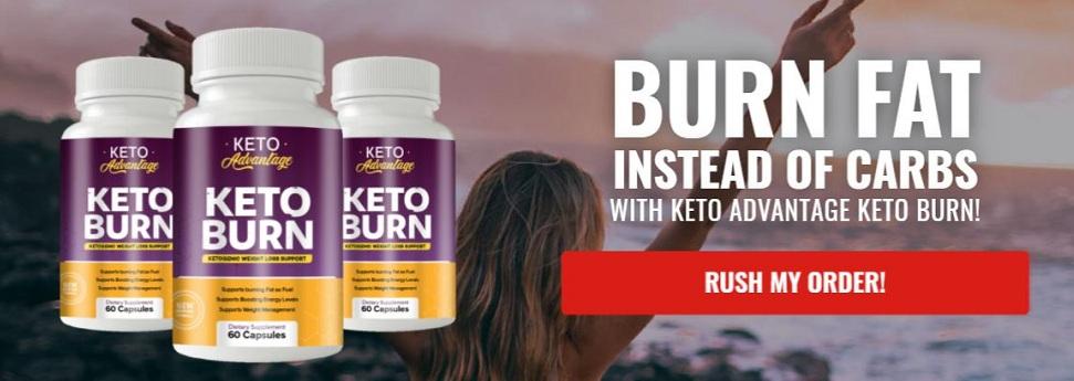 Keto Advantage Keto Burn 5