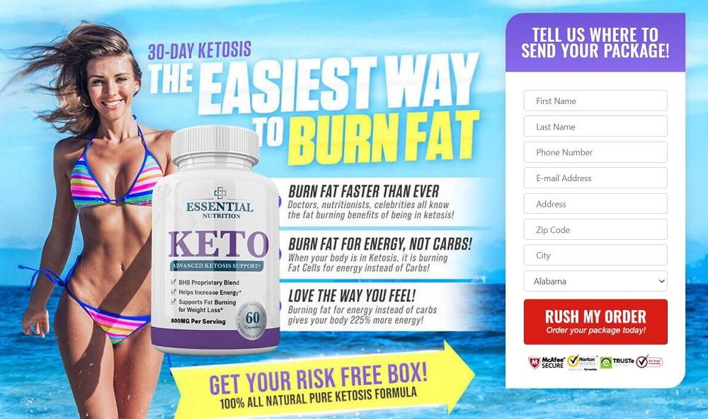 Essental Nutrition Keto5
