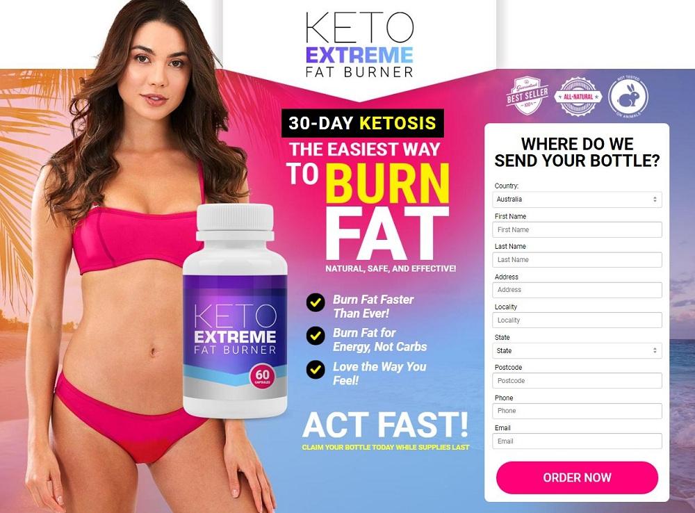 Keto Extreme Fat Burner 3