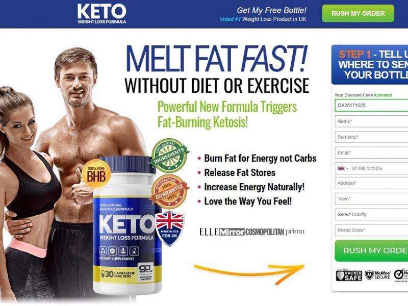 Pure Keto Diet